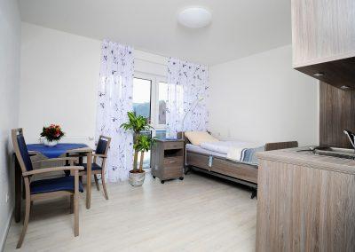 Komfortzimmer mit Pantry-Küche