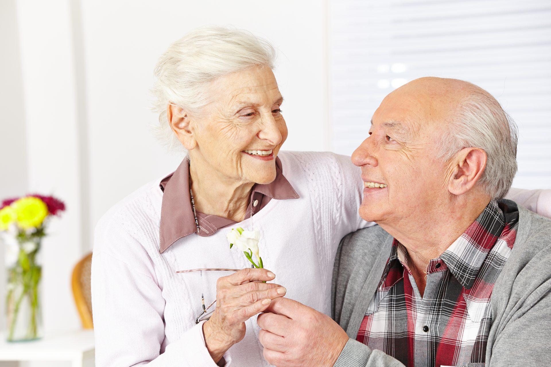 Pflege in Senioreneinrichtungen